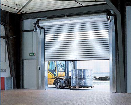Автоматические гаражные ворота - рольставни