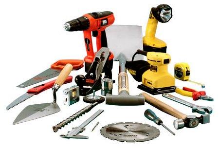 Набор инструментов для установки автоматических ворот