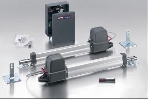 Линейный привод систем автоматики ворот
