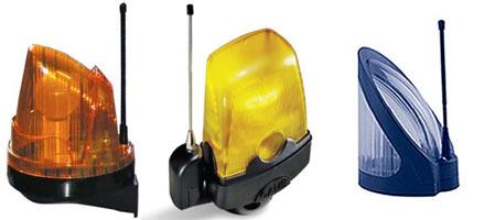 Сигнальные лампы для автоматических ворот