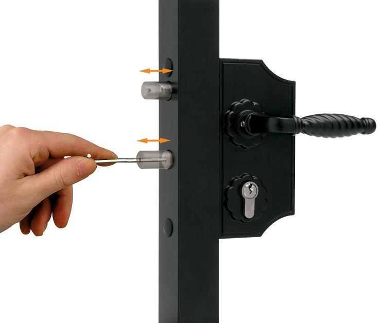 Ручки для ворот и калиток