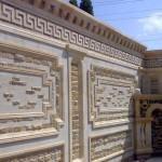 Фото заборов из дагестанского камня
