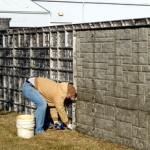 Фото забор на даче своими руками